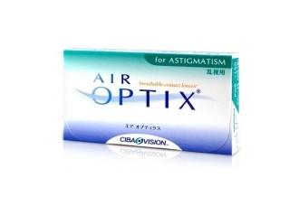 لنز طبی آستیگمات ایراپتیکس (AIROPTIX for Astigmatism (TORIC
