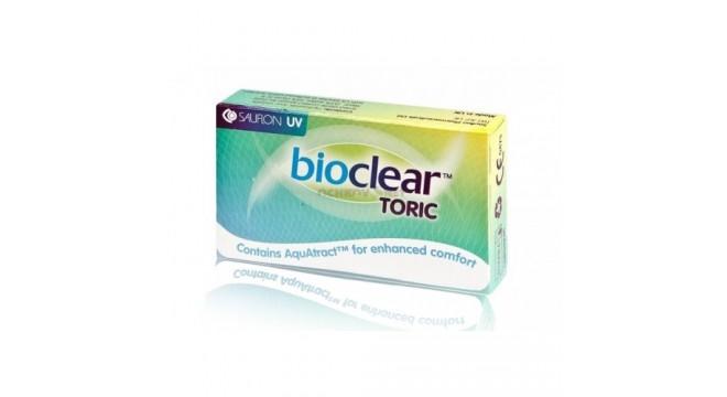 لنز طبی سافلن آستيگمات دار Bioclear toric