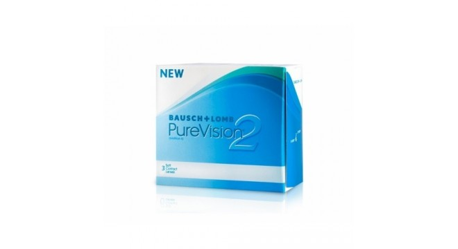 لنز طبی فصلی پیورویژن 2 PureVision