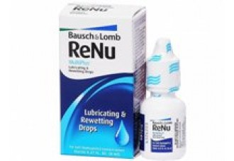 قطره مرطوب کننده Eye drops ReNu MultiPlus Drops 8m
