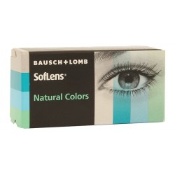لنز رنگی سافلنز نچرال کالر بوش اند لوب  Bausch+LOMB Plano