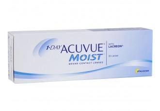 لنز طبی روزانه جانسون اند جانسون   1Day Acuvue Moist