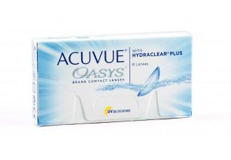 لنز طبی فصلی اکی ویو اویسس Acuvue Oasys