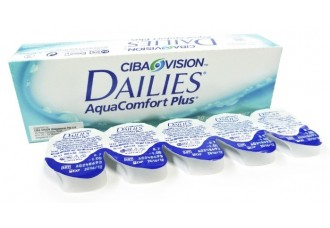 لنز طبی روزانه سیباویژن آکوا کامفورت  DAILIES AquaComfort Plus Lens