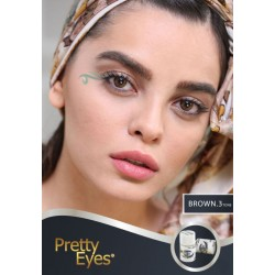 لنز رنگی  و طبی رنگی مارشال Pretty Eyes
