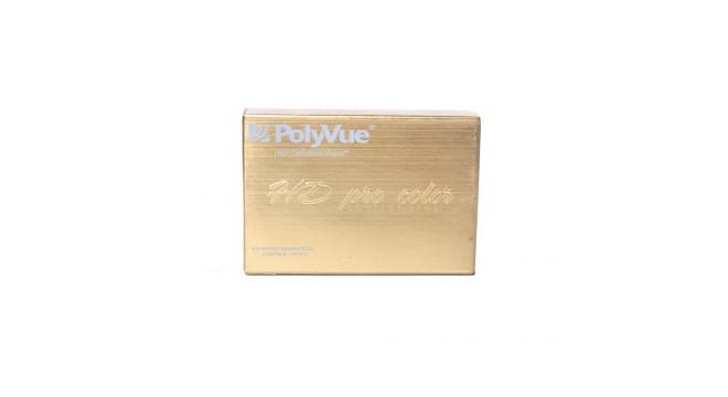 لنز طبی رنگی پلی ویو PolyVue HD Pro Color