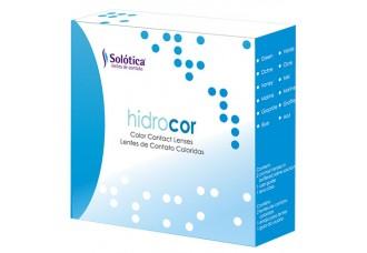 لنز طبی رنگی سولوتیکا هیدروکور Solotica hidrocor colors