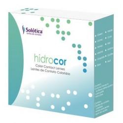 لنز رنگی سولوتیکا هیدروکور Solotica hidrocor colors
