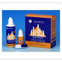 محلول لنز هارد سافلن دلتا Sauflon Delta Plus 60ml